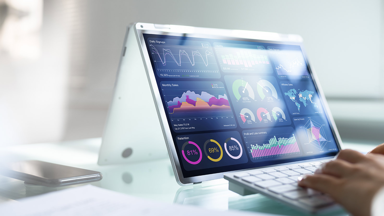 How Leveraging Third-Party Analytics Maximizes Efficiencies in Retail, Food, & Hospitality