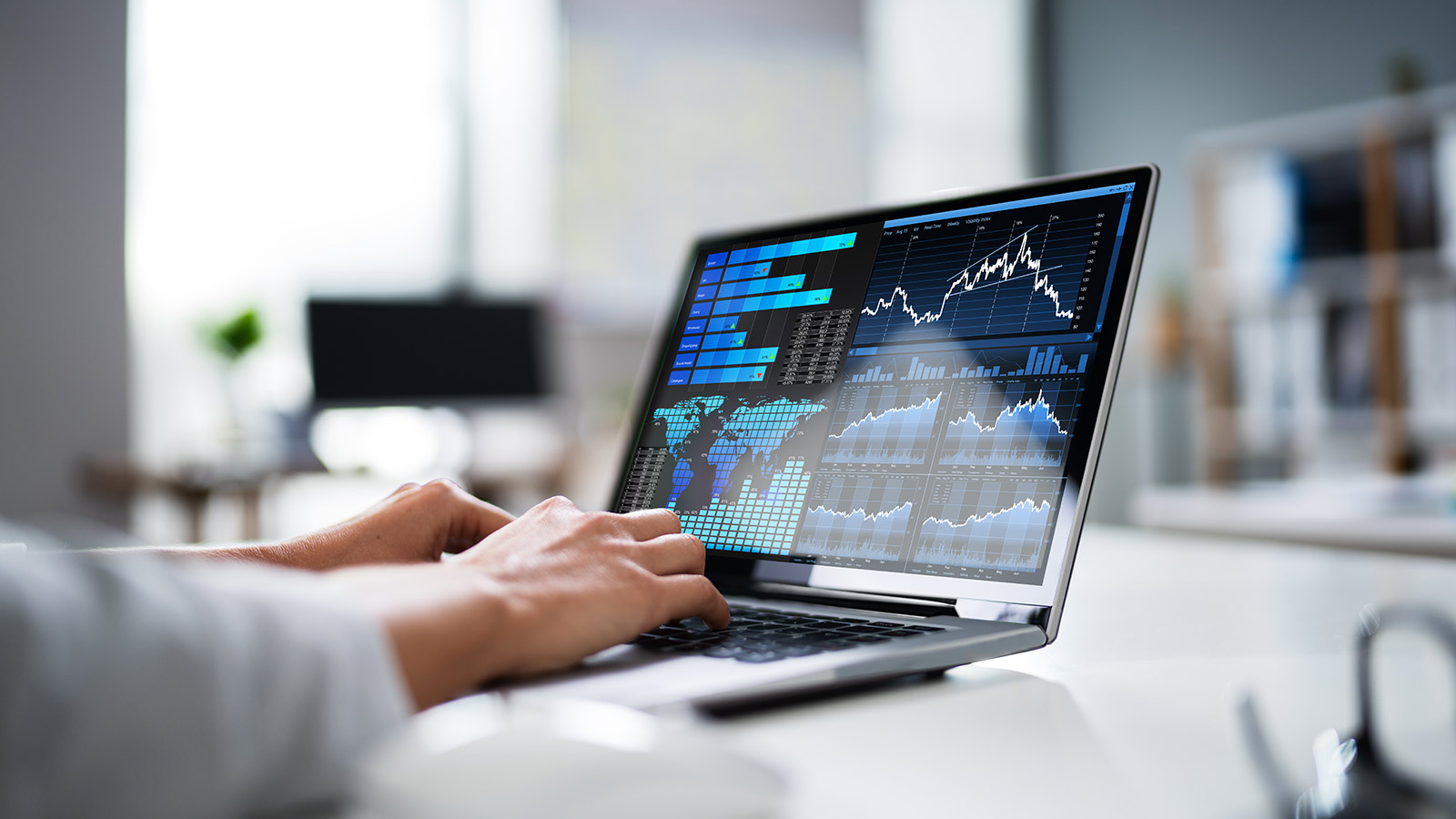 Improving Your Business Through Data Analytics Consulting